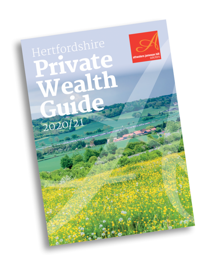 Herts Private Wealth Guide